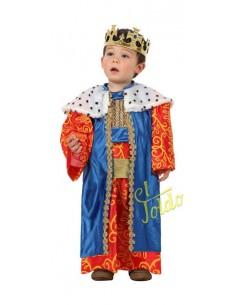 Disfraz Rey Mago 3-4 Años