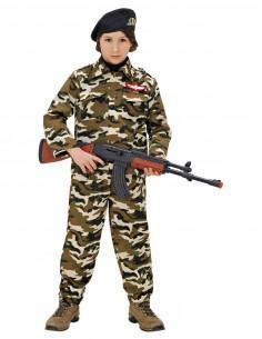 Disfraz Soldado 11-13 Años